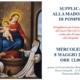 Supplica alla Madonna di Pompei, 8 maggio