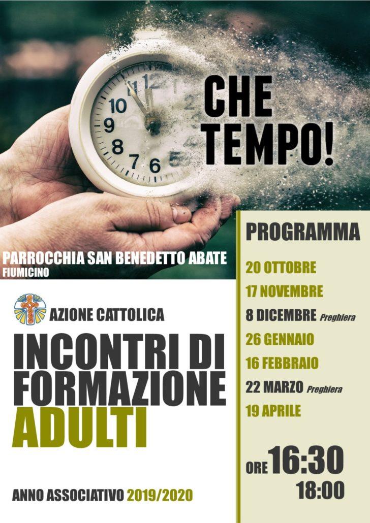 2019_2020, Azione Cattolica Adulti